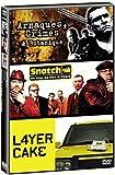 echange, troc Layer Cake / Snatch / Arnaques, crimes et botanique - Tripack 3 DVD