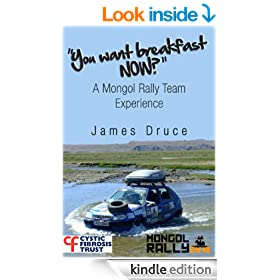 You Want Breakfast Now? A Mongol Rally Team Experience