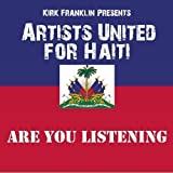 "Are You Listeningvon ""Artists United for Haiti"""