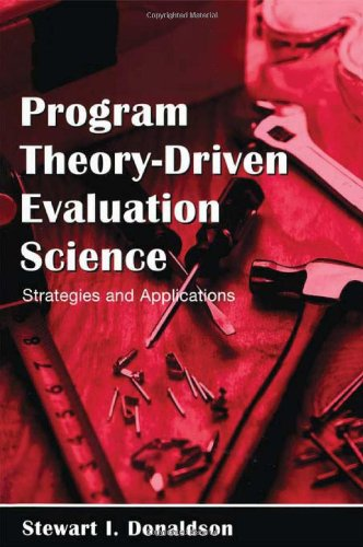 Program Theory-Driven Evaluation Science: Strategies and Applications