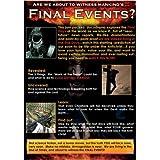 The Final Events DVD ~ John Drake