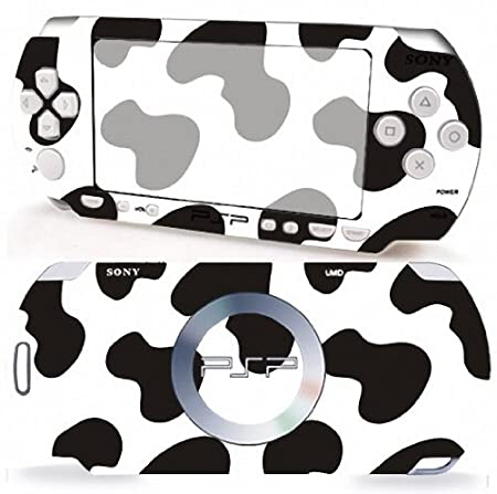 MILKY Design Sony PSP 3000 Slim Vinyl Skin Decal Cover Sticker Protector (Matte Finish)+ Free Screen Protector