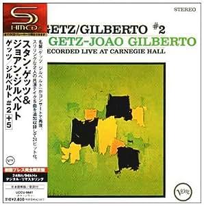Getz/Gilberto # 2 (Shm-CD)