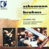 Schumann and Brahms Piano Conc