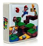 Super Mario 3D Land Pull n Go Folio Case (Nintendo 3DS/DSi/DS Lite)