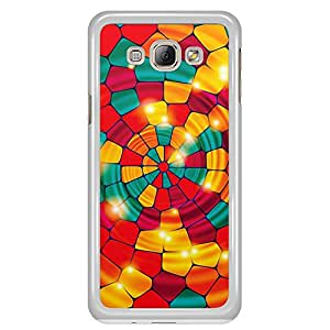 a AND b Designer Printed Mobile Back Cover / Back Case For Samsung Galaxy A8 (SG_A8_804)