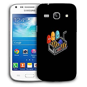 Snoogg Rip Beans Designer Protective Back Case Cover For Samsung Galaxy Core Plus