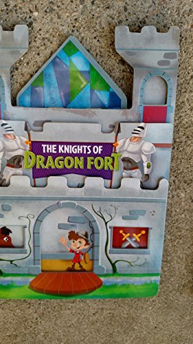 The Knights of Dragon Fort Cut-out Shaped Board Book - 1