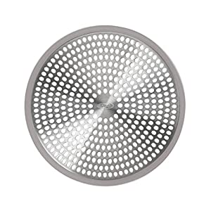 Oxo Good Grips 1288100 Filtre d'Evier Inox