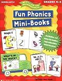 Fun Phonics Mini-Books (Ready-To-Go Reproducibles)