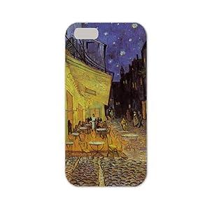 iPhone7ハードケース ゴッホ作「夜のカフェテラス(アルルのフォラン広場)」