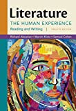 img - for Literature: The Human Experience book / textbook / text book