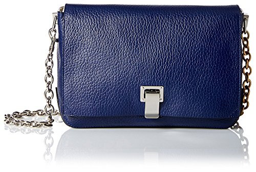 Proenza-Schouler-Womens-Borsa-Ps-Small-Courier-Cross-Body-Bag-in-New-Navy