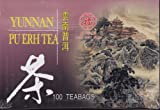 Yunnan Pu Erh Tea (100 Tea Bags)