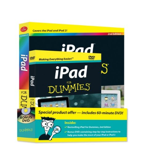 iPad For Dummies, Book + DVD Bundle (For Dummies (Computers))