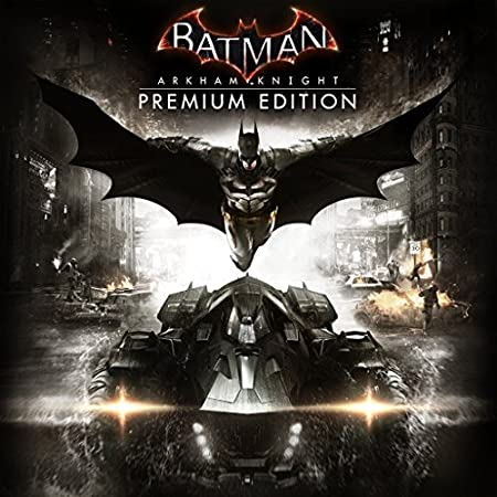 Batman: Arkham Knight - Premium Edition - PlayStation 4 [Digital Code]