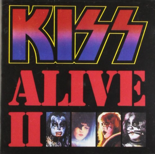 Alive 2 by Kiss