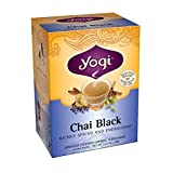 Yogi Teas Chai Black Tea Bags, 16 Count