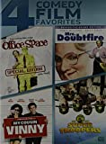 Office Space / Mrs Doubtfire / My Cousin Vinny [DVD] [Region 1] [US Import] [NTSC]