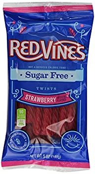 Red Vines Sugar Free Strawberry Twist…