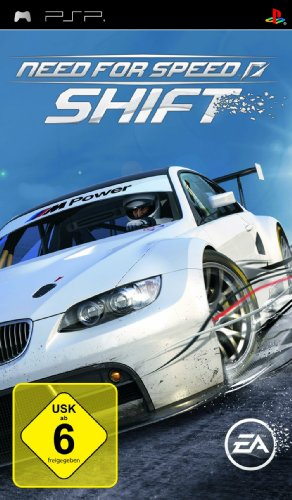 NEED FOR SPEED: SHIFT [IMPORT ALLEMAND] [JEU PSP]