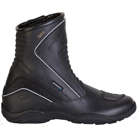 Nouveau Spada moto printemps WP bottes noir