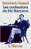 Les confessions de Mr Harrison