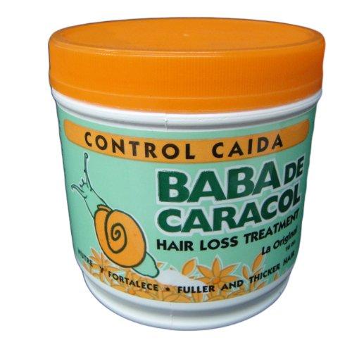 Hair Loss Treatment Control Caida Baba De Caracol!!!