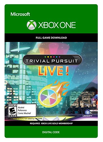 Trivial Pursuit Live! - Xbox One [Digital Code] ubisoft rabbids invasion xbox one английский