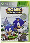 Sonic Generations - Xbox 360 Standard...