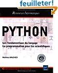 Python - Les Fondamentaux du langage...