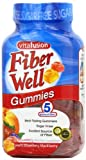 Vitafusion Fiber Gummies, Sugar Free, 90-Count Bottle