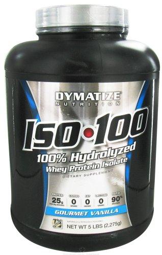 Dymatize iso 100 gluten free