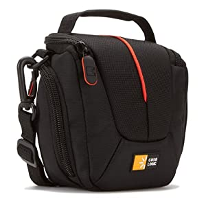 Case Logic DCB-303 Vertical Flash Camcorder Case (Black)