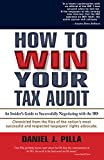 How To Win Your Tax Audit