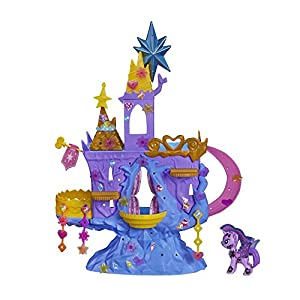 My Little Pony Princess Twilight Sparkle's Kingdom Playset (Discontinued by manufacturer)