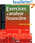 Exercices d'analyse financi�re : Avec...