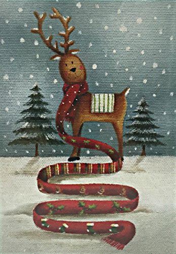 reindeer-boxed-christmas-cards-by-marian-heath