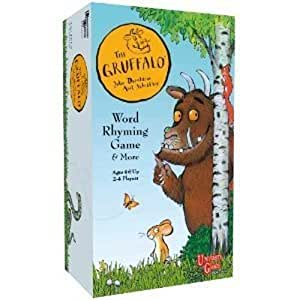 University Games The Gruffalo Card Game