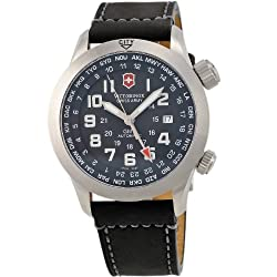 Victorinox Swiss Army Men's 24832 SAF Airboss Mach 5 GMT Watch by Victorinox Swiss Army