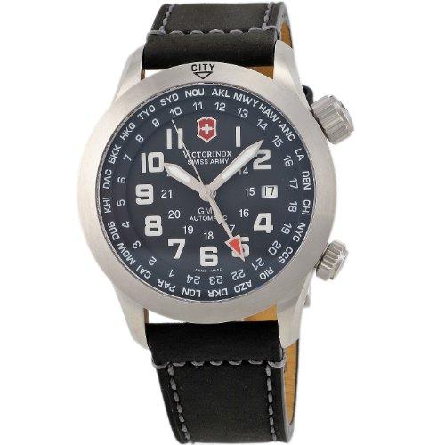 Victorinox Swiss Army Men's 24832 SAF Airboss Mach 5 GMT Watch