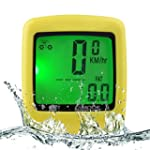 Wireless Waterproof with LCD Backligh...