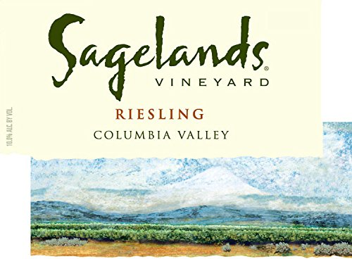 2011 Sagelands Riesling, Columbia Valley 750Ml