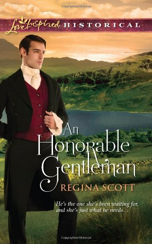 Image of An Honorable Gentleman (Love Inspired Historical)
