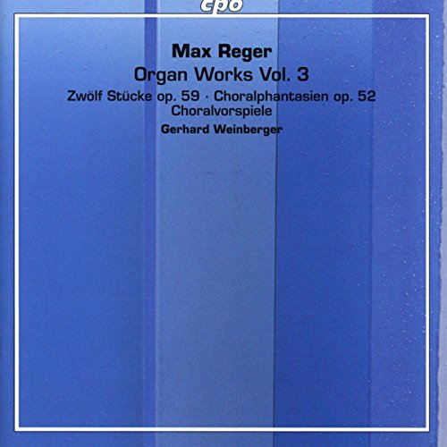 REGER,M. / WEINBERGER,GERHARD