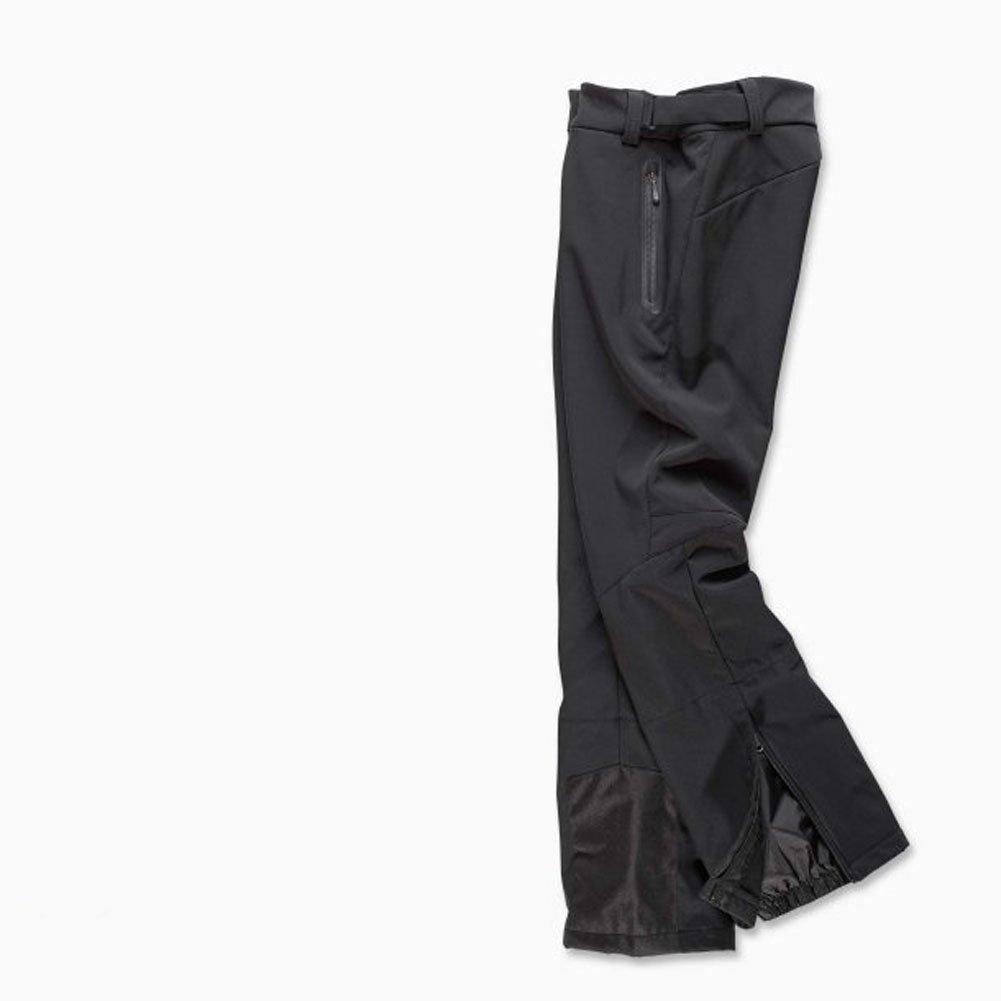 Herren Softshell Skihose Größe: L 52-54 Schwarz Schmutz und wasserabweisend Shamp Speed günstig kaufen