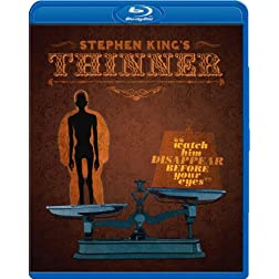 Stephen King's Thinner [Blu-ray]