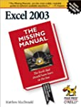 Excel 2003: The Missing Manual: The M...