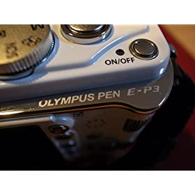 OLYMPUS }CN PEN E-P3