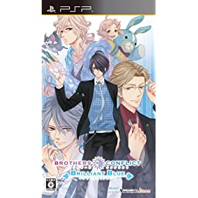 BROTHERS CONFLICT Brilliant Blue (�ʏ��) �\����T�g�уN���[�i�[�X�g���b�v �t